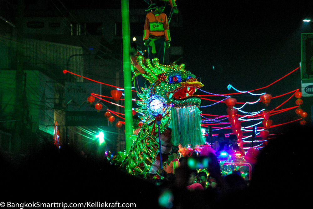 Dragon dance,Nikon D40x