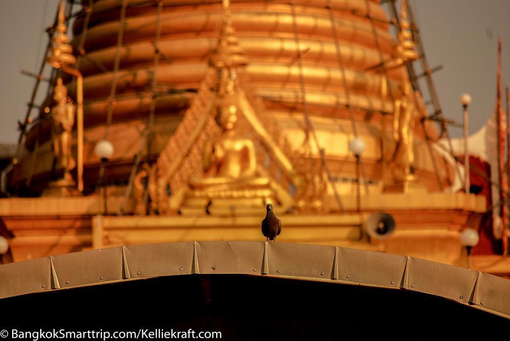Wat Kiriwong Nakhonsawan Thailand
