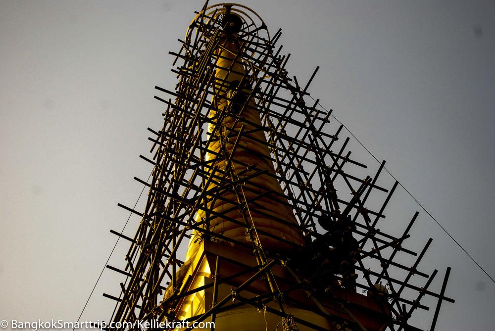 Renovate Wat Kiriwong Nakhonsawan Thai Design Thailand