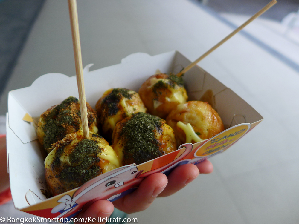 Super Ball Takoyaki