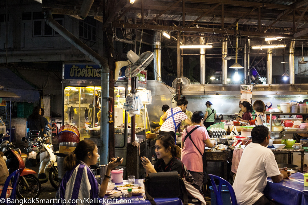 Nakornsawan Night Life