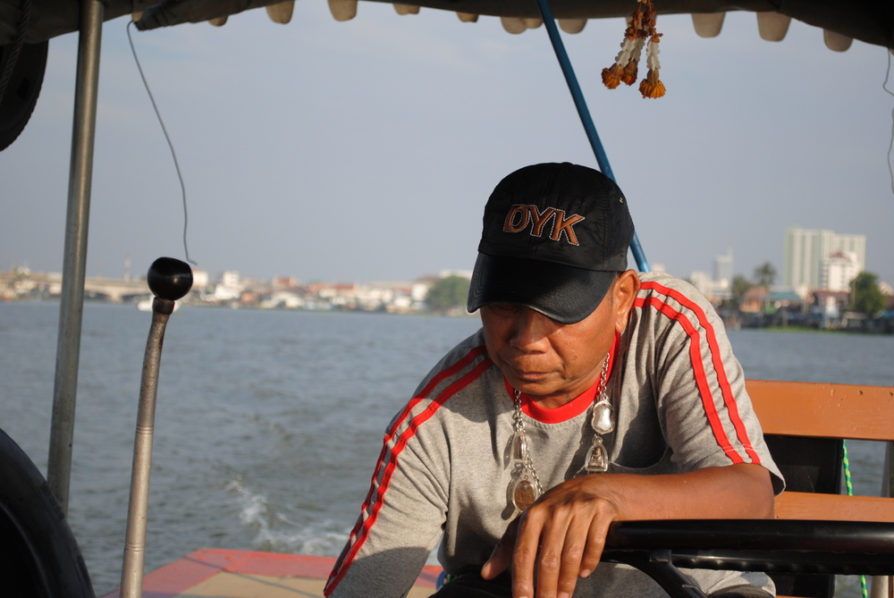 Captain Service at Koh Kret Nonthaburi