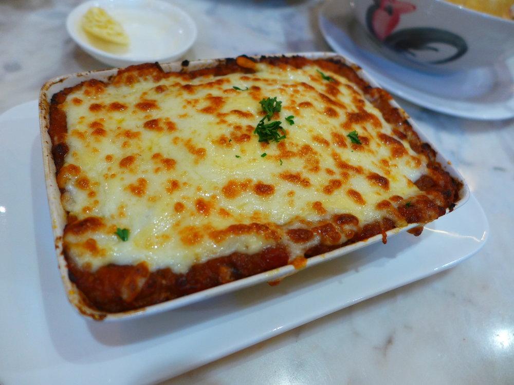 Bangkok Lasagna