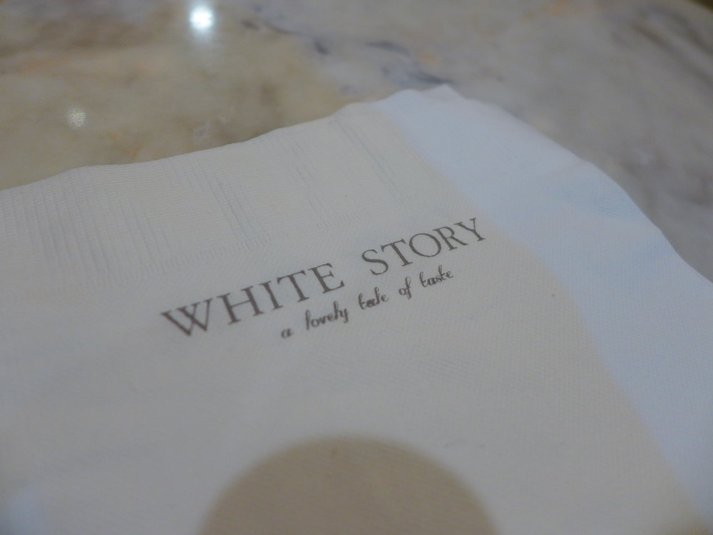White Story Tissues Restaurant