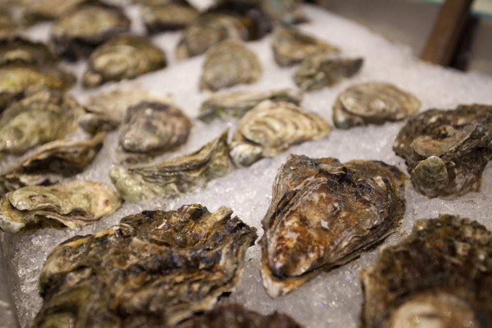 Oyster Crab and Claw Bangkok Siam paragon