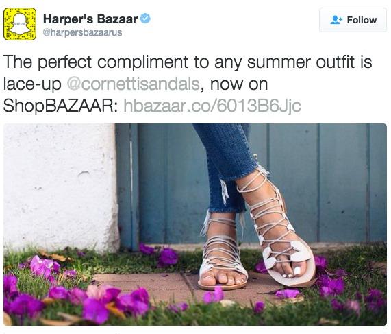 HARPER'S BAZAAR / June 2015