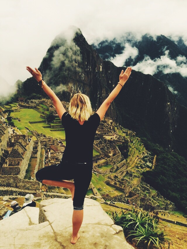 Our favourite travel blogger, Nim de Swardt from http://www.asquareworld.com/on a 4-day Inca Trail hike.