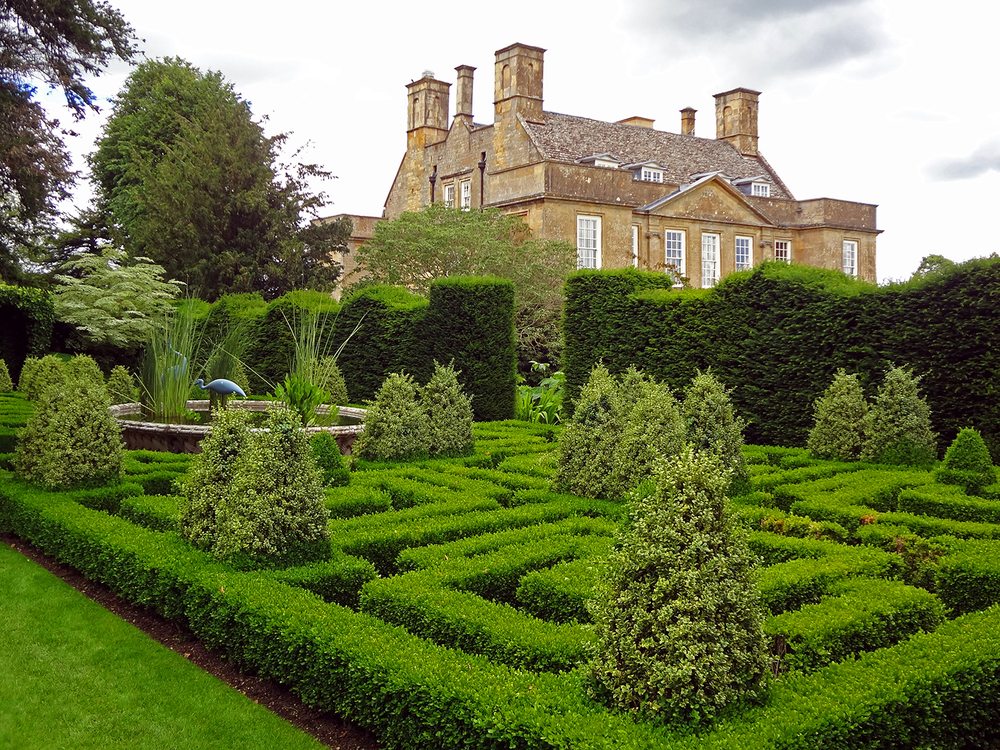 Bourton House, Gloucestershire, England