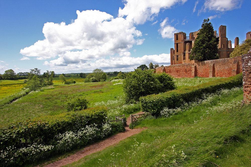 Kenilworth Castle, Warwickshire, England