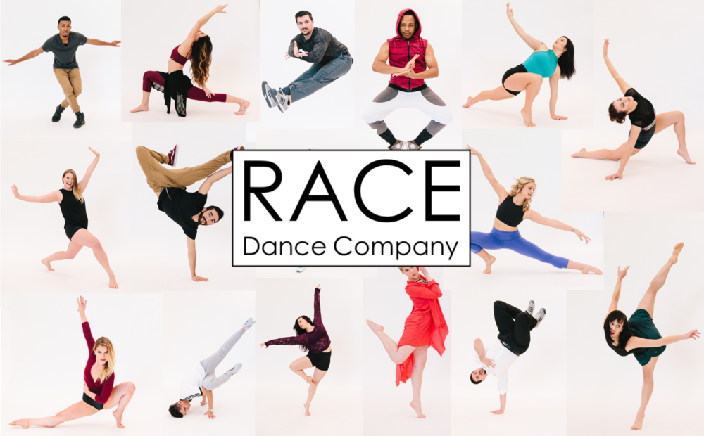 RACE Dance Company is in our 10th Season in 2018! - In August, we will be performing our favorite works from the past 10 years, including works from guest choreographers from all over the world. Details and dates will be announced soon!