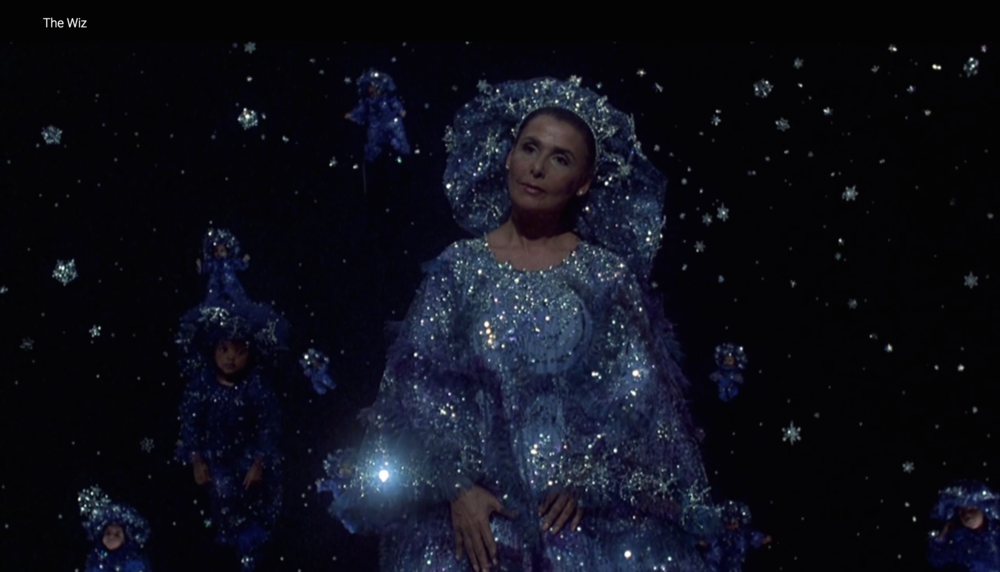 Lena Horne as the Good Witch