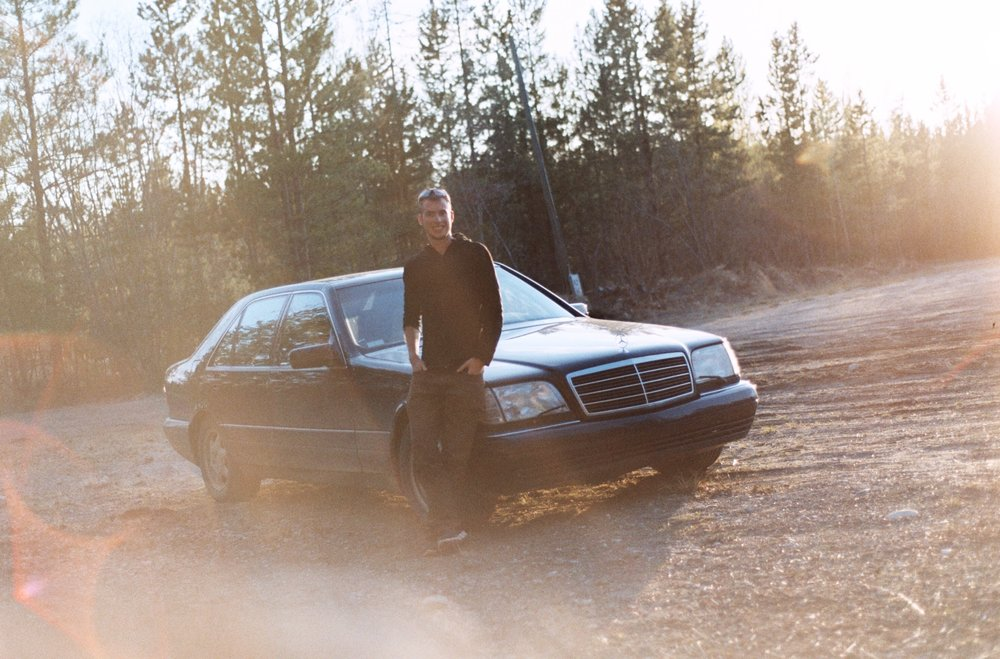 A happy W140 owner.