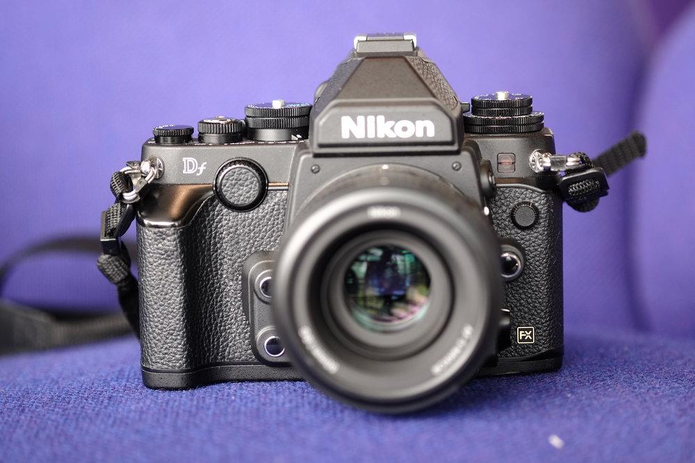 Nikon Df review 2019