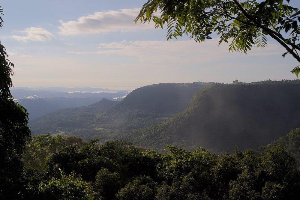 Somewhere in Gramado, Brazil