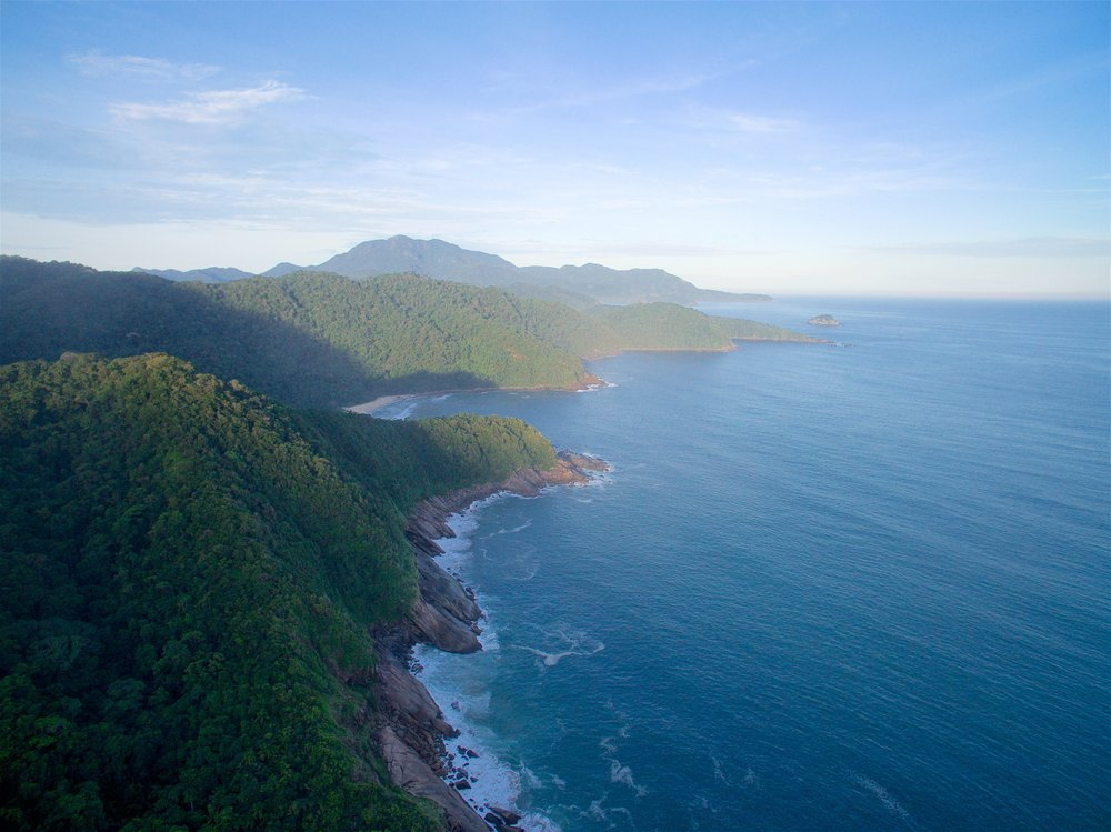 South of Paraty Trinidad in Brazil, one the nicest place on Earth.
