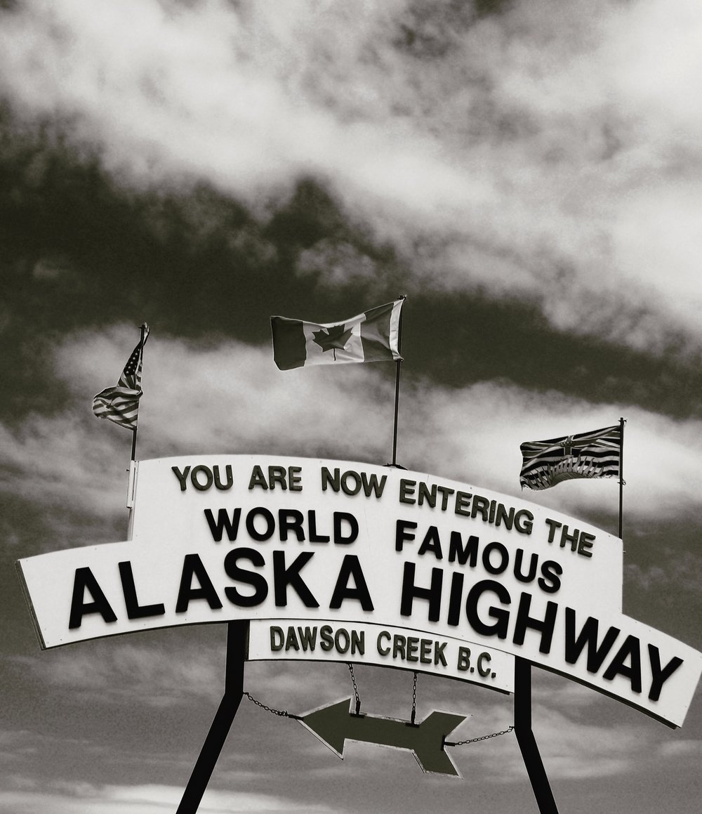 Alaska Highway! For the 12th time!
