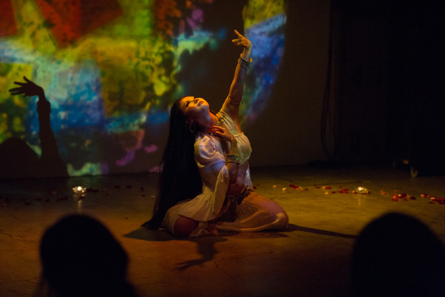 Devadasi Ambient Oriental Night 2015 photo by Hori