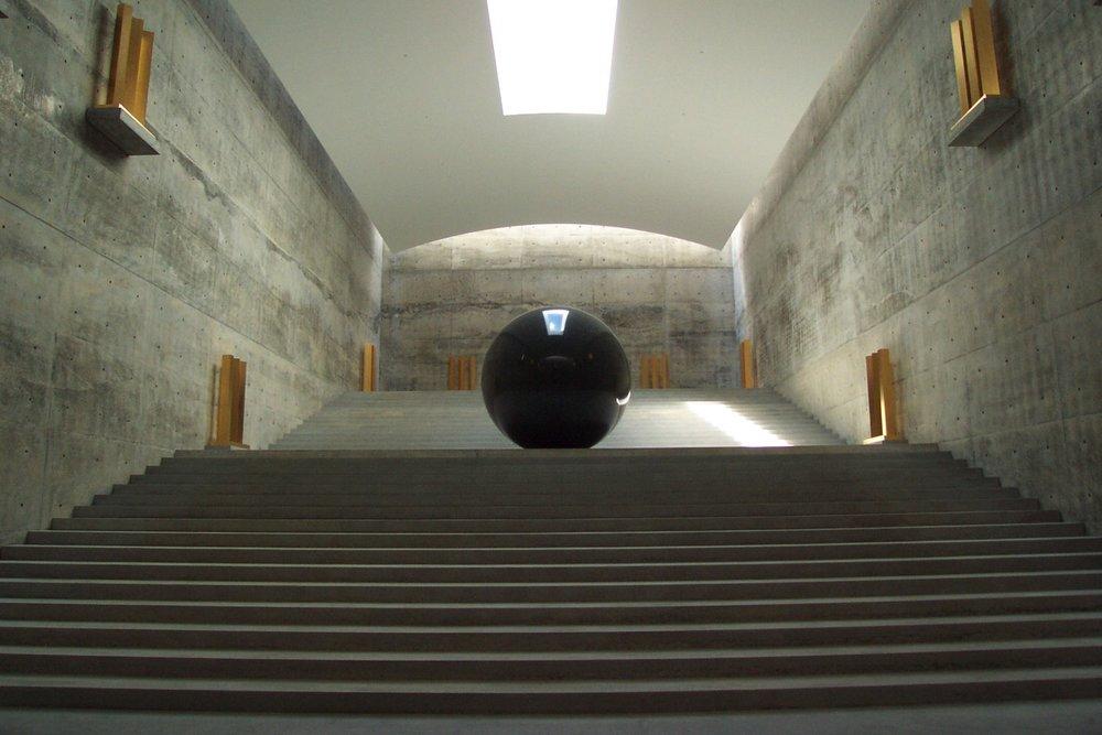「タイム/タイムレス/ノー・タイム」ウォルター・デ・マリア 地中美術館公式ウェブサイトより