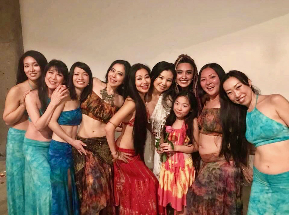 Beautiful nature Goddesses from Yaliel Class ❤︎