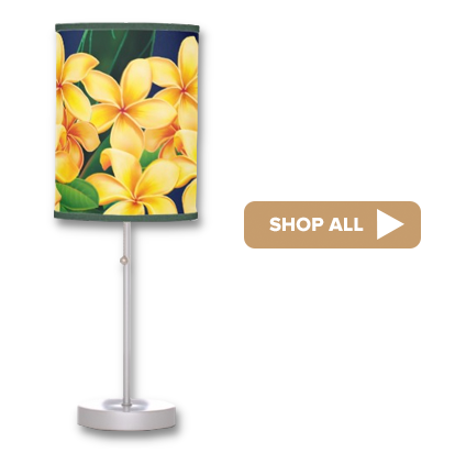 Tropical Paradise Plumeria Collection