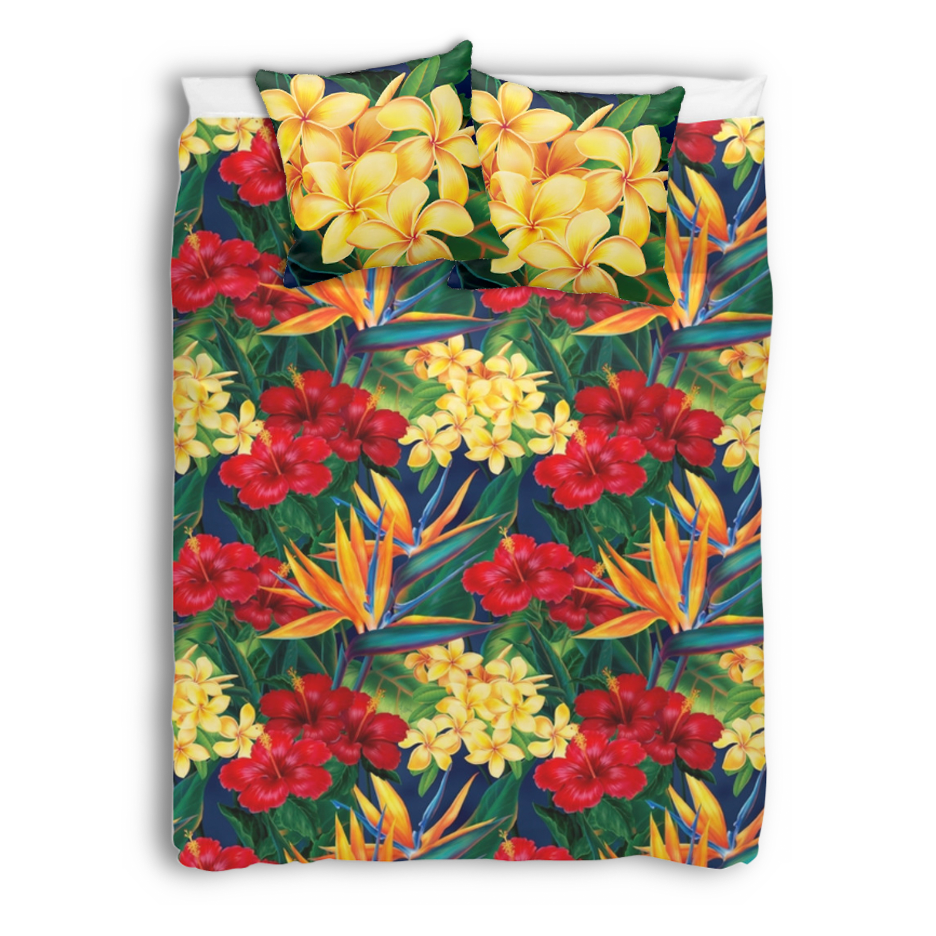 Bird of Paradise Duvet Covers
