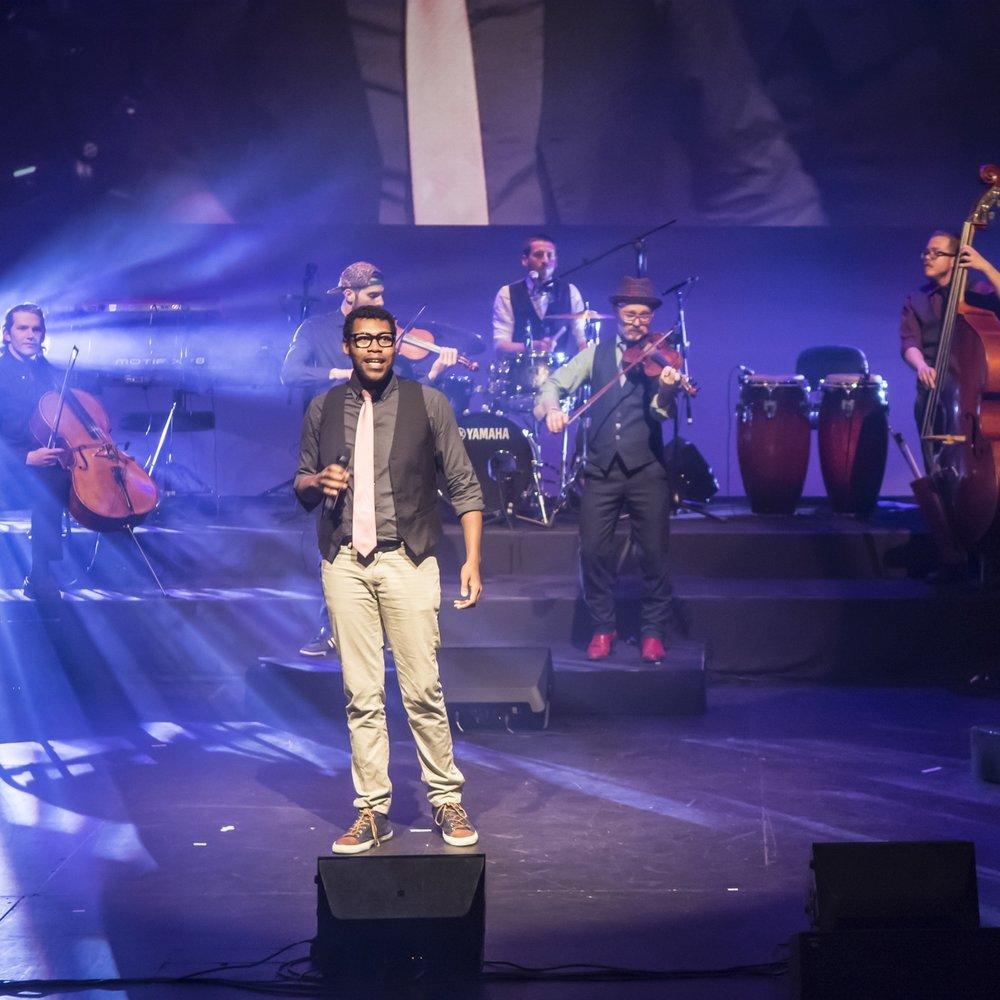 @ Berklee Valencia Discover 3 Concert - Valencia, Spain - February 2017. Photo by Tato Baeza and Jon Forsyth.