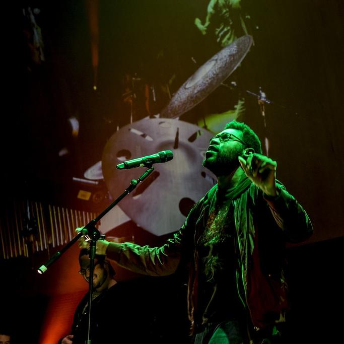 @ Berklee Valencia En Vivo Concert - Valencia, Spain - December 2016. Photo by Tato Baeza.