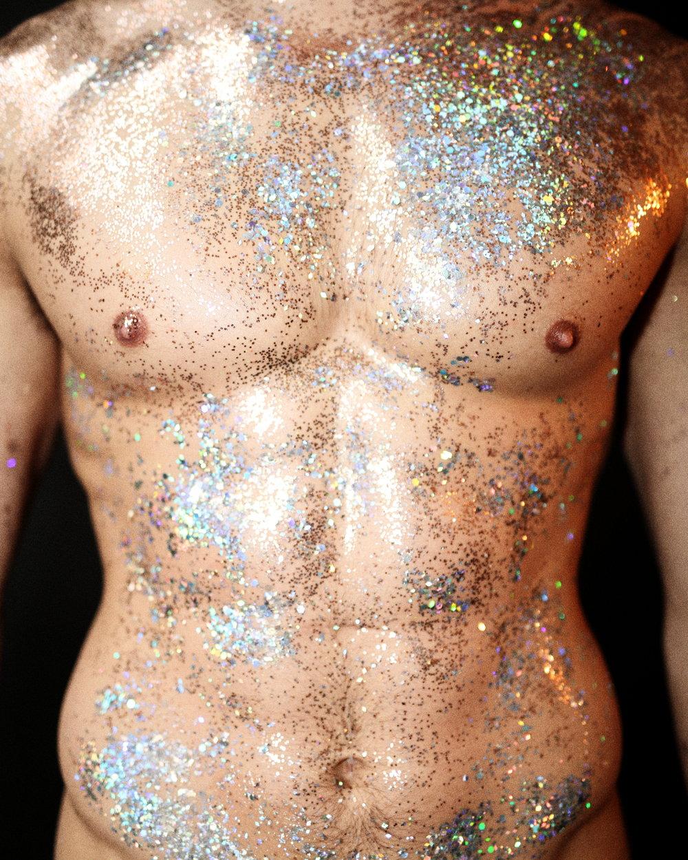 Beautiq Glitter Abs