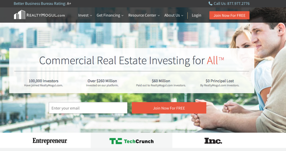 Crowdfunding-REIT-real-estate-investment-trust-realty_mogul