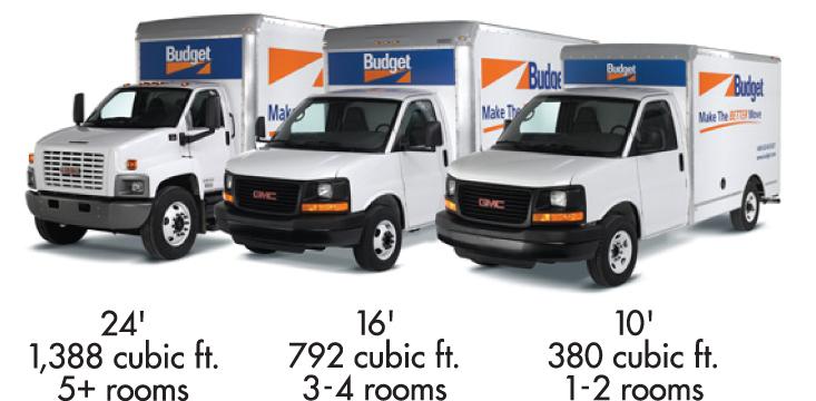 Budget Moving Trucks >> Budget Truck Rental Mark S Service Center Inc