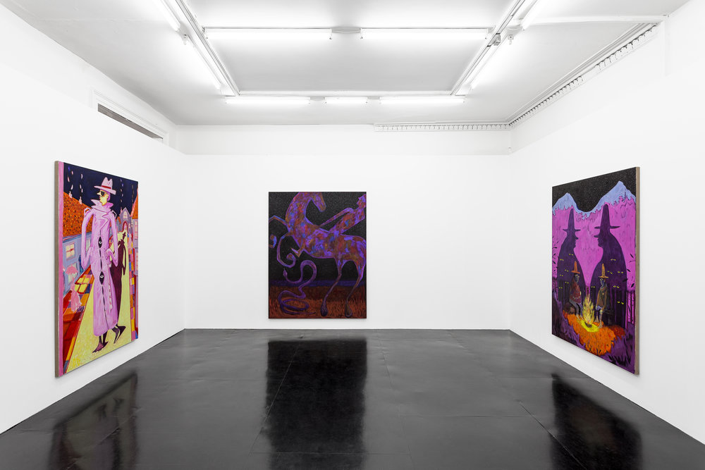 The Who's Who of Whos  Installation View  Koppe Astner