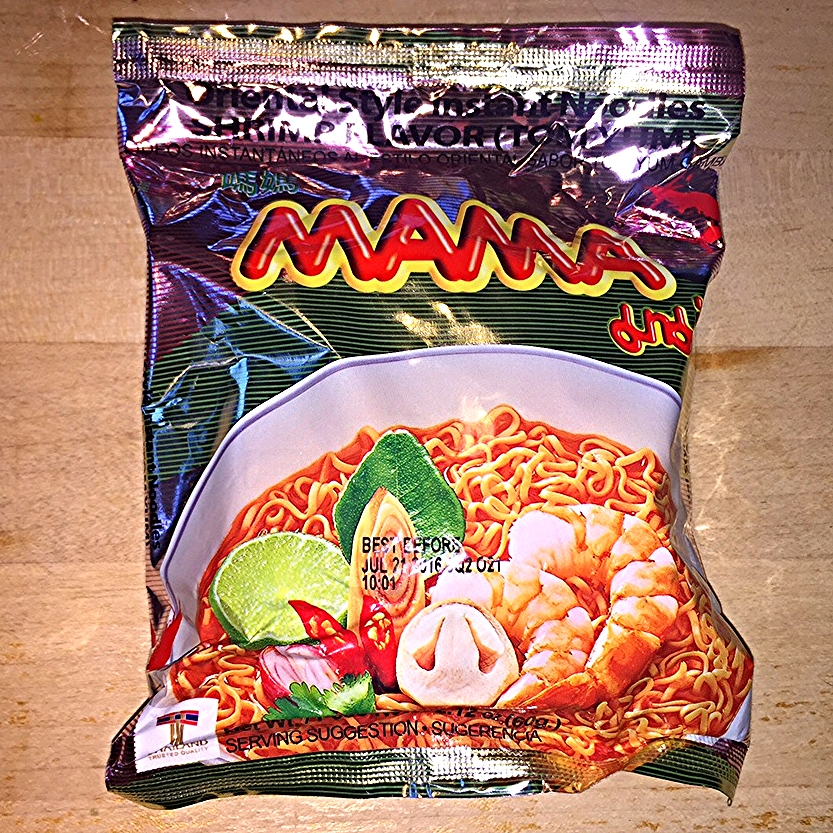Mama Oriental Style Instant Noodles Shrimp Flavor (Tom Yum)