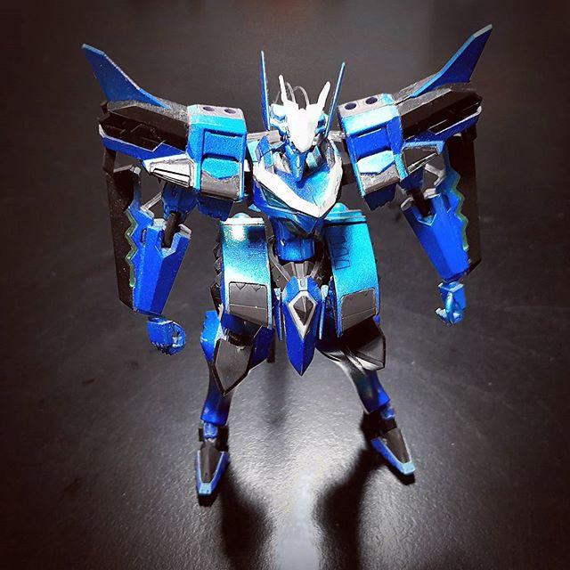 #blue #robot