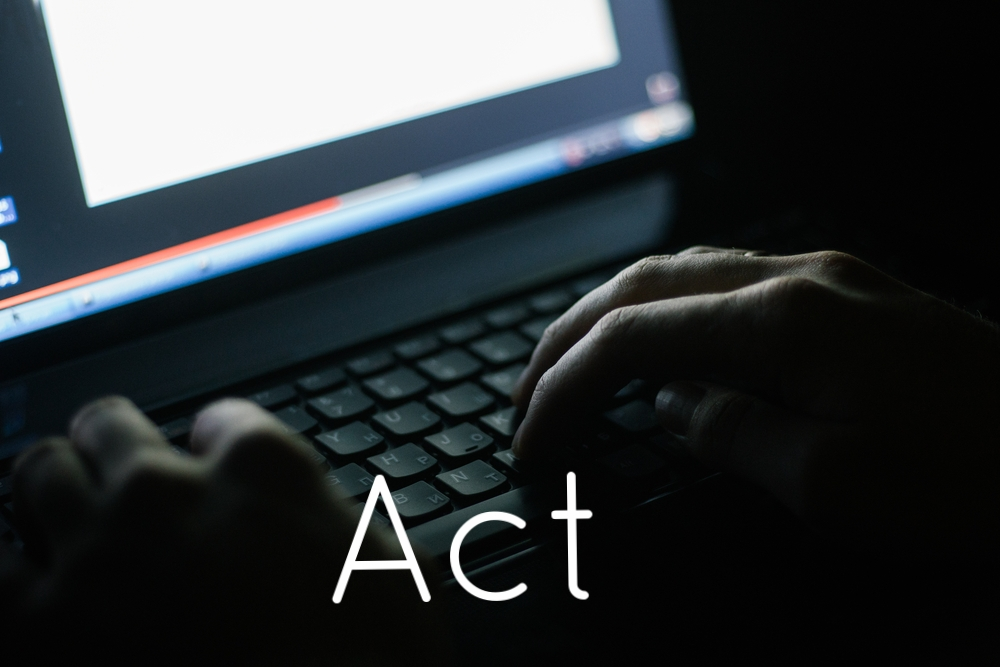 STEP 2: Act