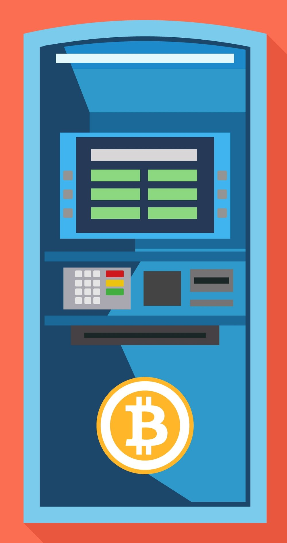 10 BitCoin ATMs are being located in Northern Ireland