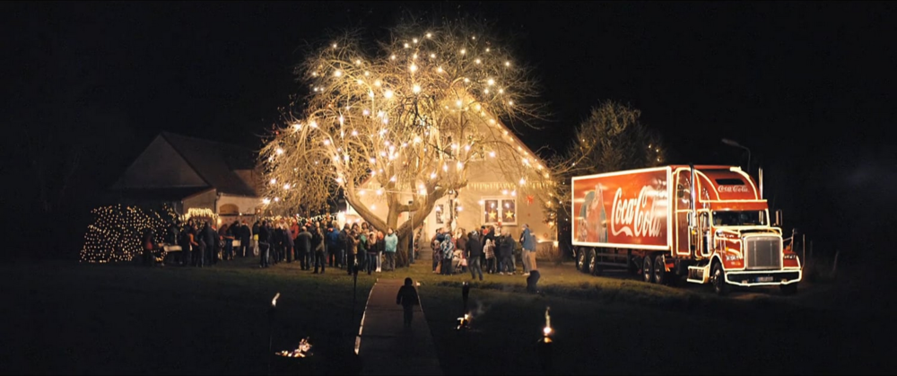 Coca Cola - Christmas Tales -