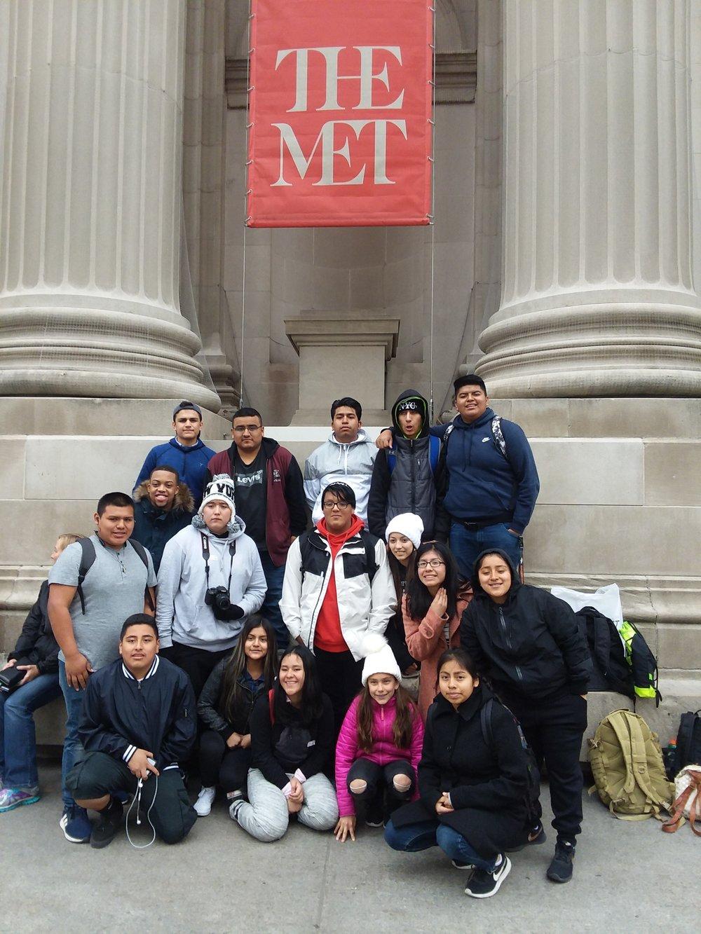 Group Shot - The Met