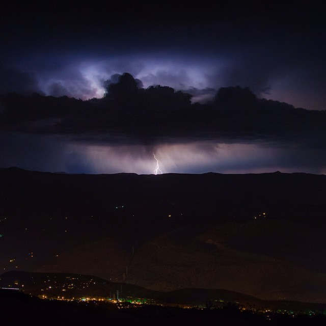 Road Trip Day 29: Some gnarly lightning storms in #Steamboat tonight. One hitting within ~0.5 miles of our tents and waking us from a dead sleep. Scary! #roadtrip #SteamboatSprings #Lightning