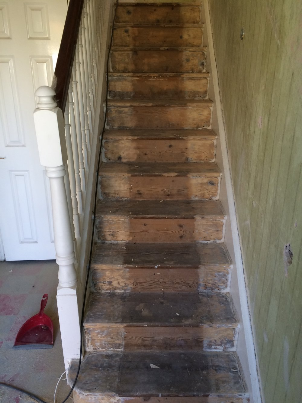 Exceptional Stair Restoration