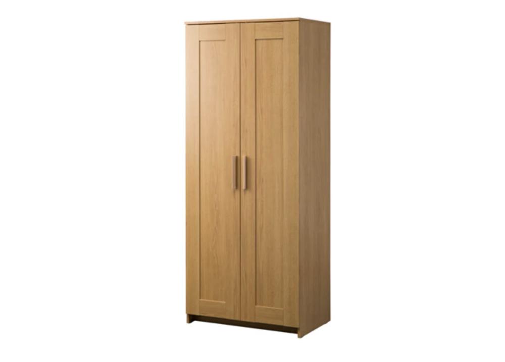 - IKEA BRIMNES Wardrobe with 2 doors€10078 x 190 cm