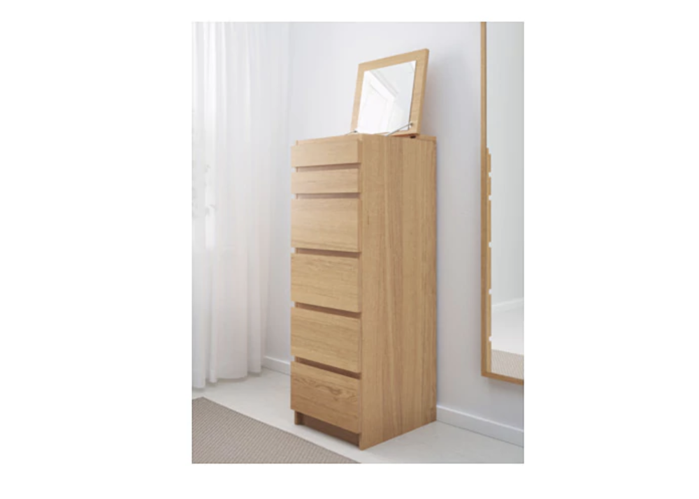 - IKEA MALM Chest of 6 drawers€10040 x 123 cm