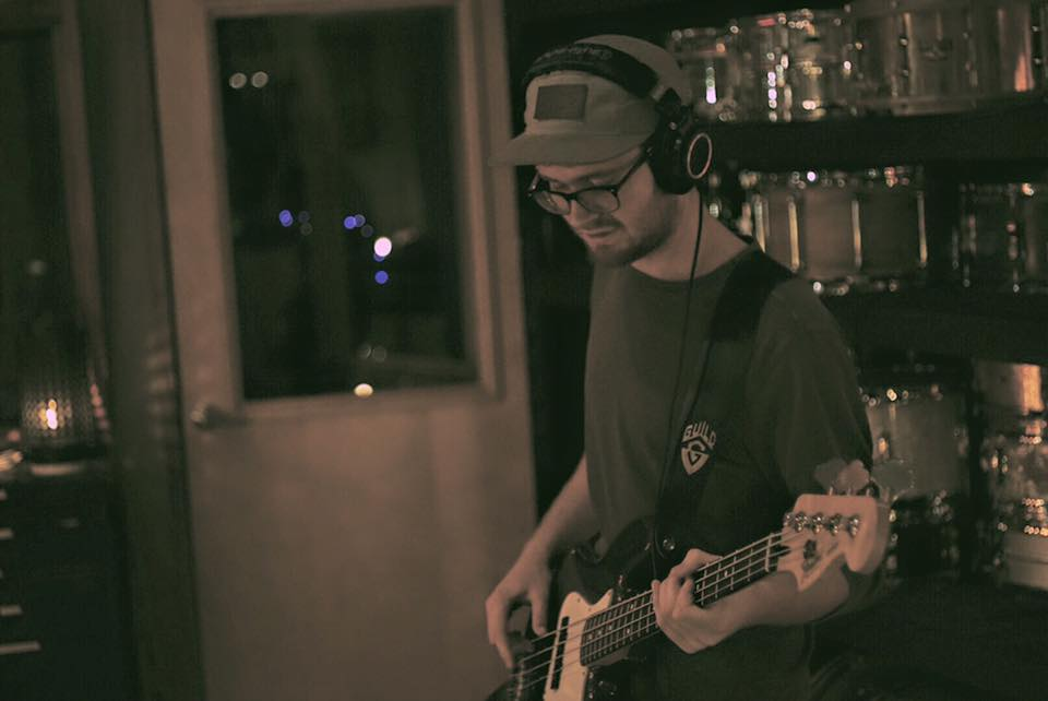 Micah on the Bass