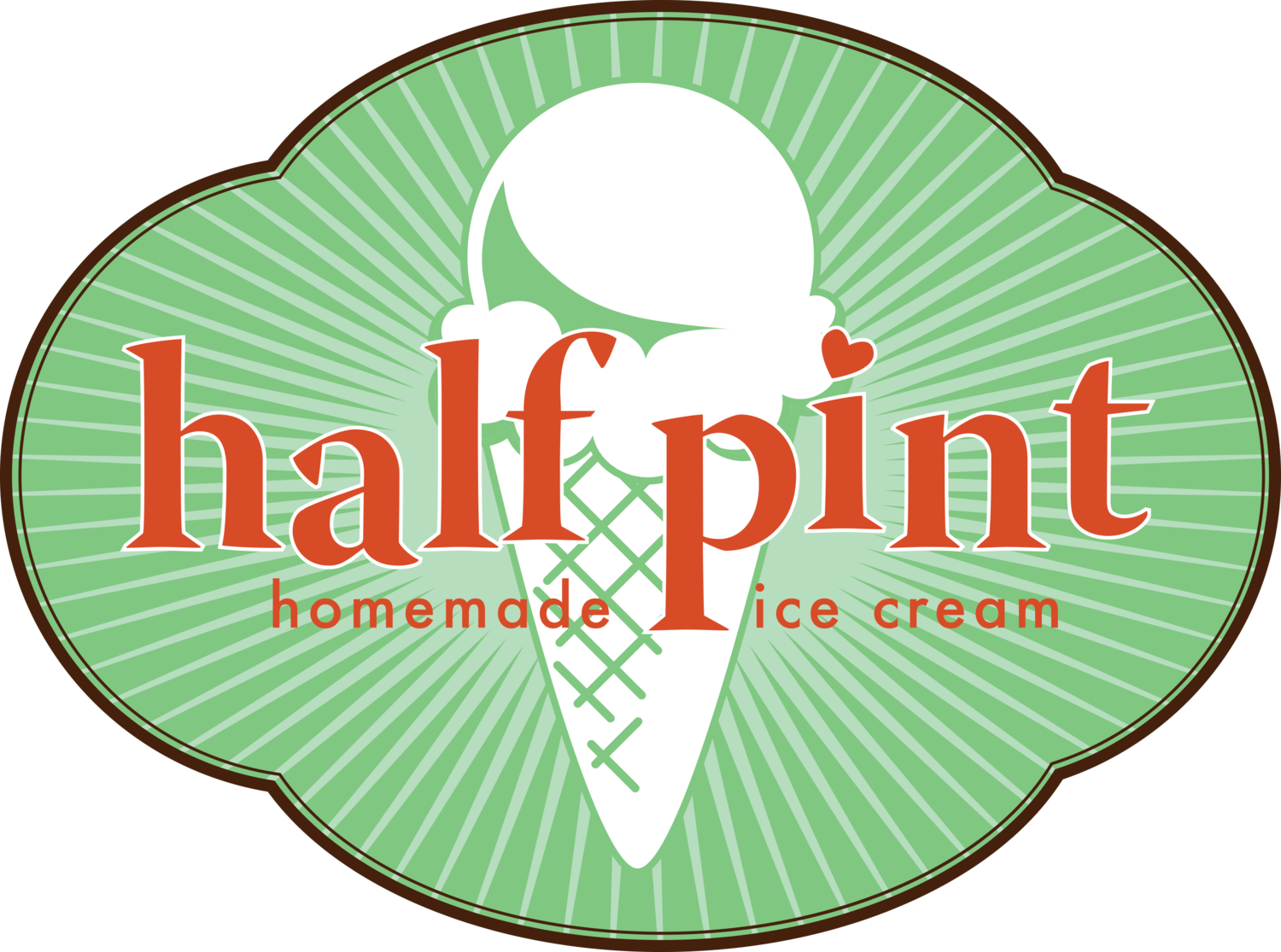 Half Pint Homemade Ice Cream