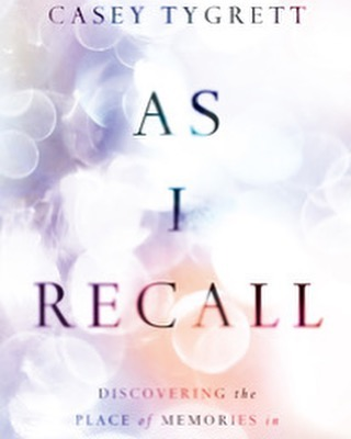 "Really excited to invite you to join the Launch Team for my next book, ""As I Recall: Discovering the Place of Memories in Our Spiritual Life."" If you're interested in being a part of the team and getting some free stuff as a result then sign up here: https://goo.gl/forms/H75CUiARgKw5K3Yv1  Thanks in advance!"