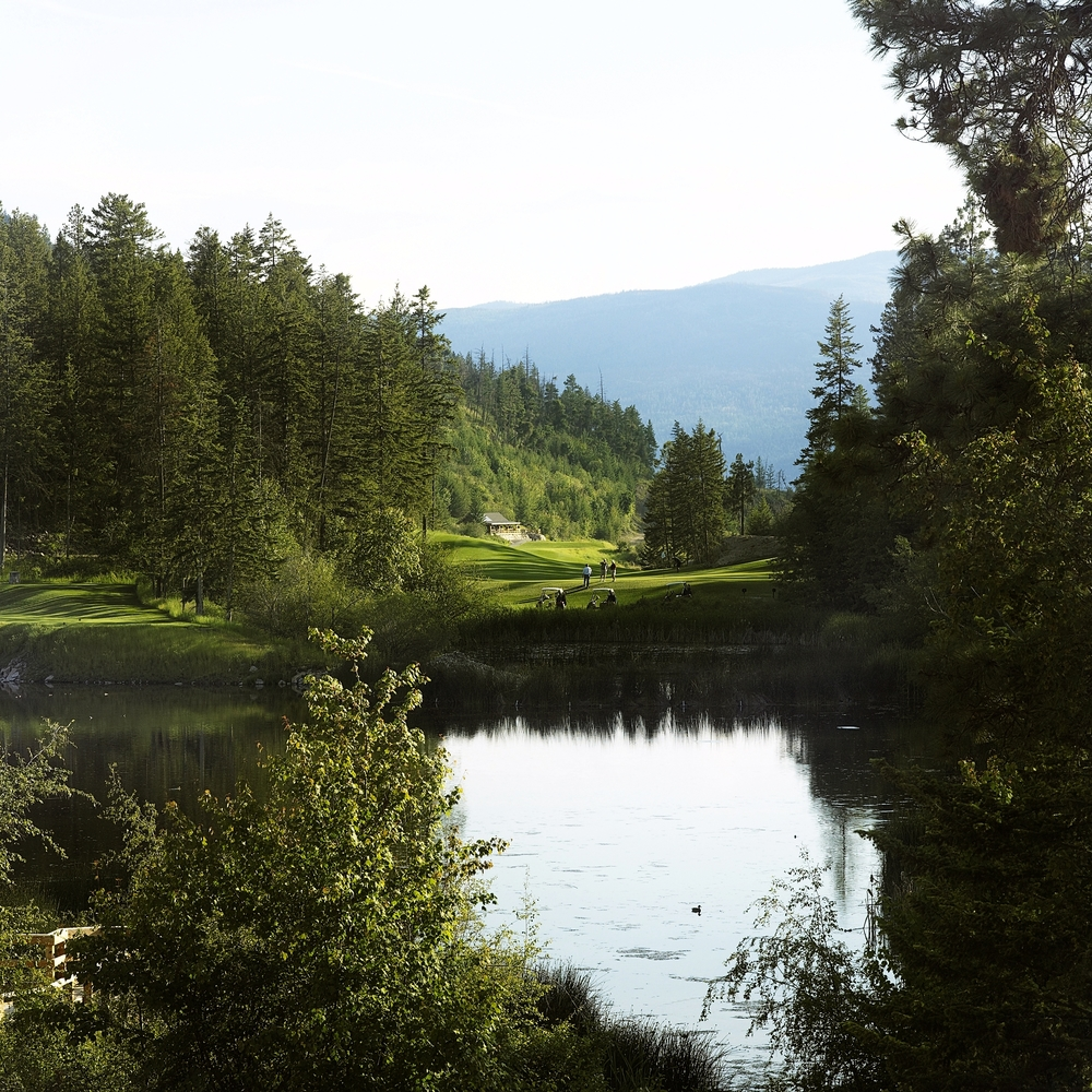 Predator Ridge Golf Resort, vernon, bc