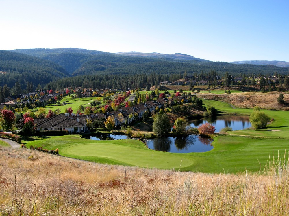 Gallaghers Canyon Golf Resort