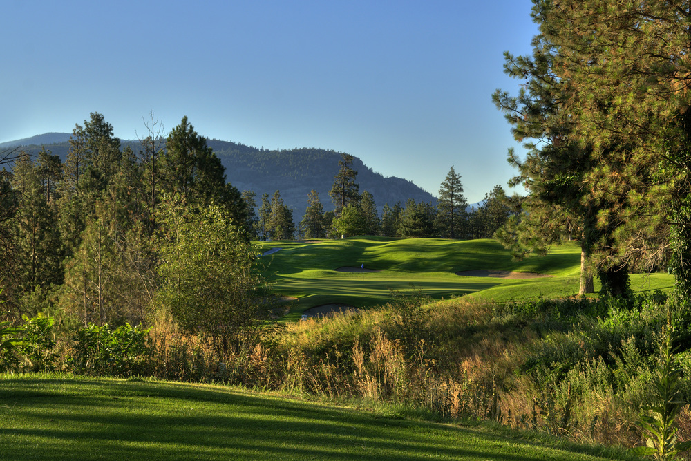 Fairview Mountain Golf Course
