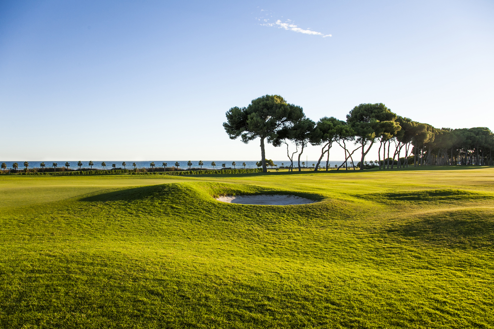 Terramar Golf Ccurse, Spain