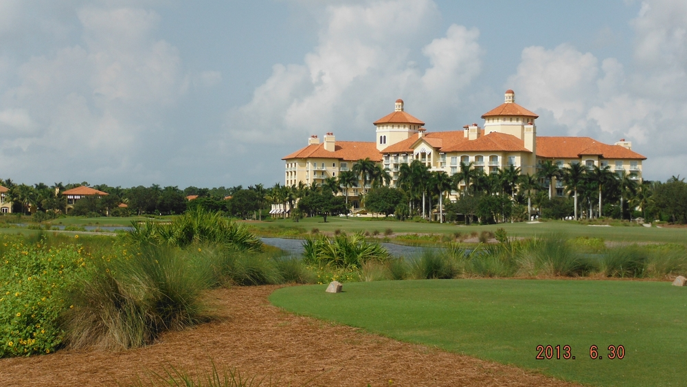 Tiburon Golf Course, Naples, FL USA