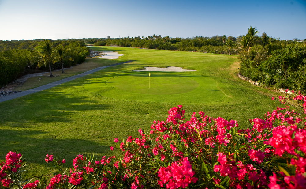 Provo Golf Club, Turks & Caicos